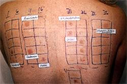 Тест на реакцию красный квадрат цпд - e